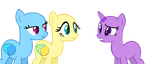 MLP Base 151 Why Doesn't This Have A Title? by Sakyas-Bases