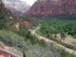 Zion National Park Valley by Trisaw1