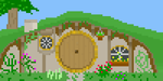 Hobbit House by TotalPickle