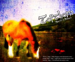 Beqanna: Topthorn by legendpendragon9