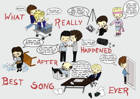 What really happened after Best Song Ever by ItsDaniDee