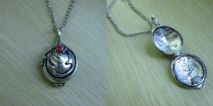 The Vampire Diaries - Elena's Locket by MyLittleTractor