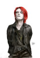 Gerard Way by CoffeeNoise