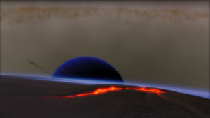 SPACE ENGINE Horizons 3.4.3: Wounded World by TuberculosisGeorge