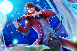 CM: Music under the moonlight by MikiTakamoto