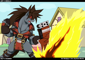 Badguy in Equestria 3 of 8 by Droll3