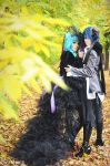 Vocaloid: Miku and Kaito by Astarohime