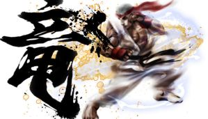 StreetFighter IV  Ryu by hollowcorpse