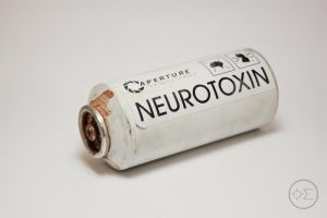 Deadly neurotoxin by enguerrand