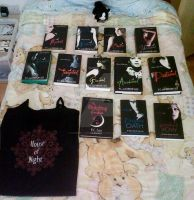 My House of Night Collection - Updated! ^-^ by Horsey-Luver450