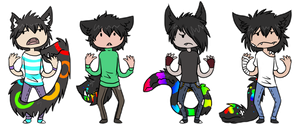 Tailmouth Auctions-OPEN(SET PRICE 1 LEFT) by SkysDesigns3