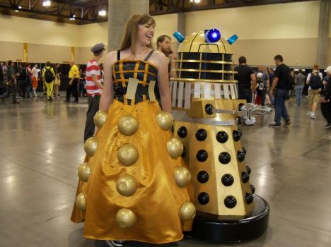 Soul Mates - Phoenix Comicon 2012 by TimelordWitch10