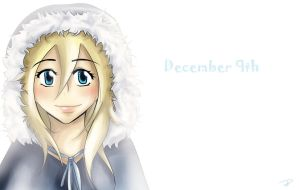 Lily - December 9th by Yumeih