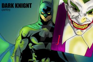 The Dark Knight by ghot012