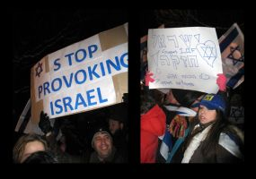 Stop Provoking Israel by inacom