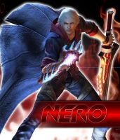 Nero (Devil May Cry 4) by jin-05