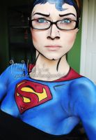 SuperMan/Clark Kent by MadeULookbylex