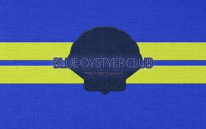 Blue Oyster Club Wallpaper by ugsspypie