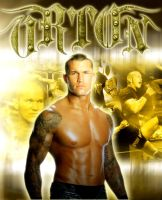Randy Orton's Age WWE by Gogeta126
