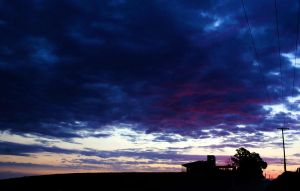 Dusk at Melany by theDexperience