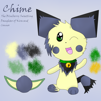 Chime the Sweetling by pichisi