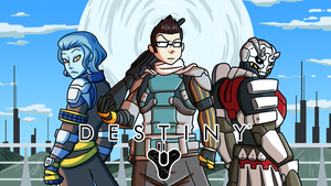 ChaseFaceShow: Destiny beta by MTC-Studios