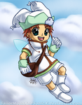 The New Cloud Fairy! by SailorMoonAndSonicX