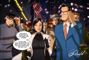 Lois' Christmas jibe.. by DESPOP