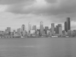 Seattle by j-dub