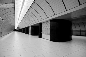 subway munich II by benmoll