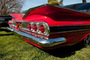 1960 Chevrolet Impala by SharkHarrington