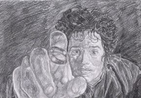 Frodo Baggins by pandamovies212
