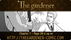 The gardener - CH01P36 by Marc-G