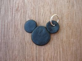 Mickey Mouse Charm by PhantomxFan