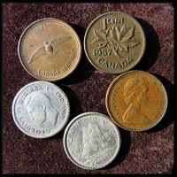 Canadian coins... by Yancis