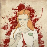 True Blood: Jessica by TheScarecrow6