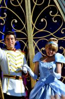 Cinderella and Charming's Smiles by BellesAngel