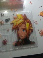 Final Fantasy Tactics Cloud by Bgoodfinger