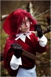 Wanna try? by shua-cosplay