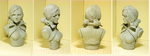 Triss Bust sides. by Jambal
