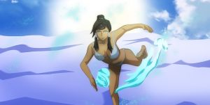 Avatar The Legend Of Korra Requsted by jazula by Mr123GOKU123