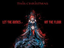 Blood Rayne Christmas by Spitfire3