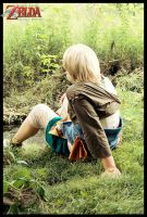Zelda: Waiting by the River by penragonwebsite