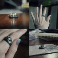 ring from India by JustLadyMely