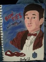 Bow Ties are Cool by knowthyself89