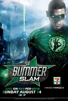 WWE SummerSlam 2011 by Rzr316