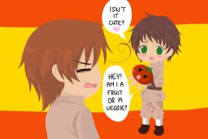 Are Tomatoes Fruit or Veggies? by hahalyssa
