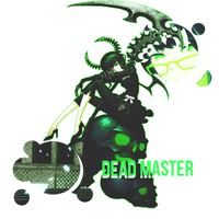 Dead-master (GIF) by tutozTAIGA