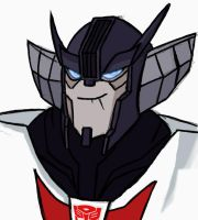 Wheeljack by mmcfacialhair