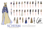 Schism Fall Complete C. by rednotion